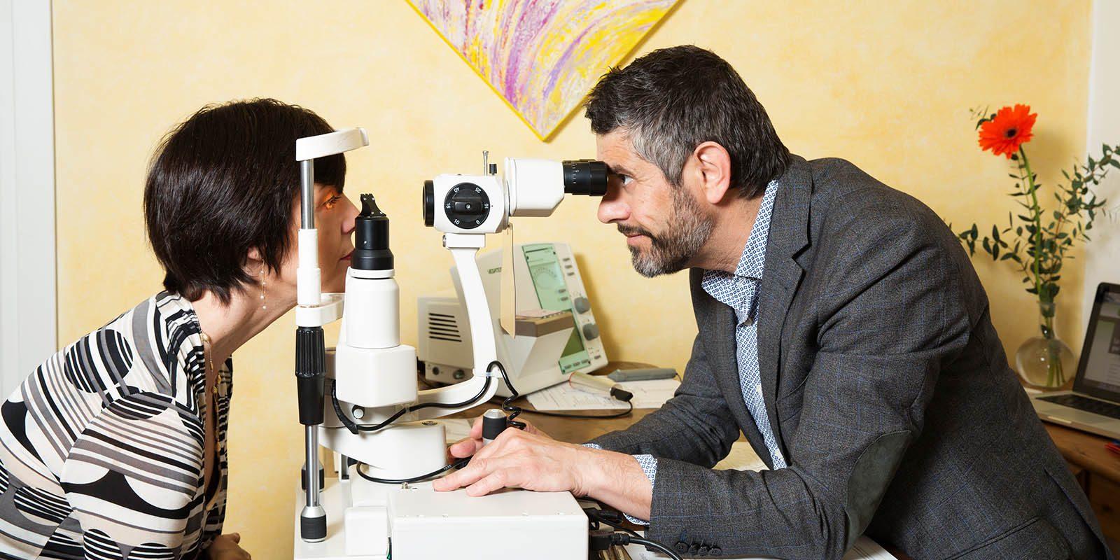 agostino visita iridologica